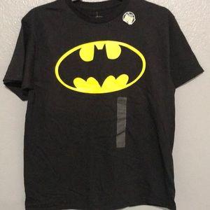 Btm Batman Boys Black Glow in the Dark